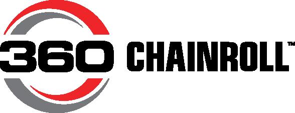 360 CHAINROLL<sup>™</sup> logo