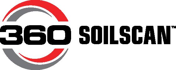 360 SOILSCAN<sup>™</sup> logo