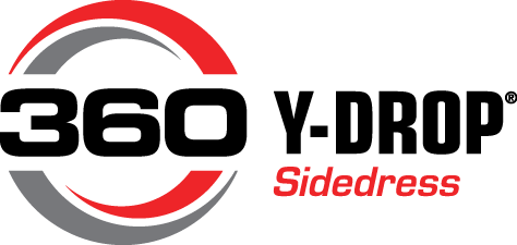 360 Y-DROP<sup>&reg;</sup> Sidedress logo